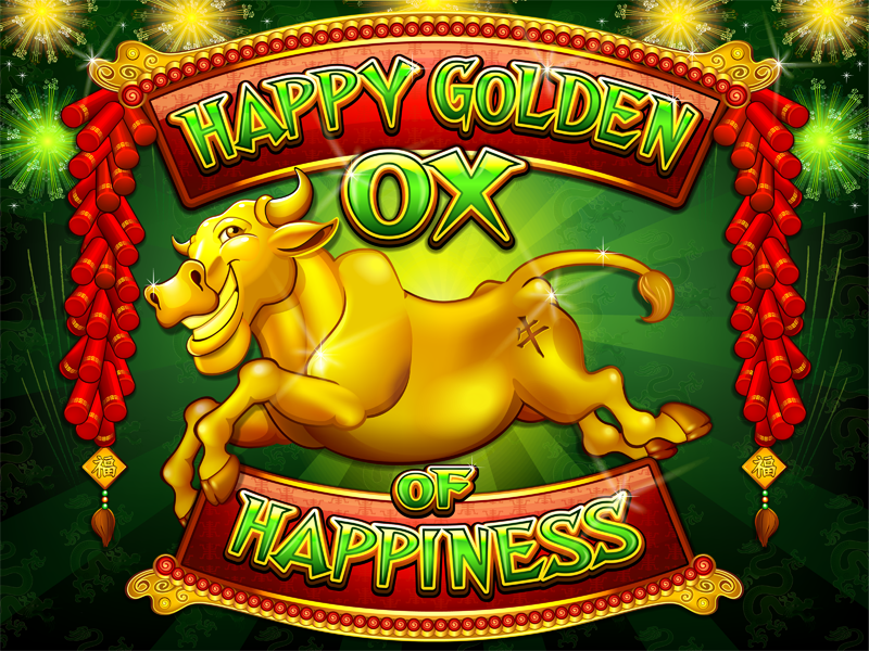 Happy Golden Ox of Happiness Video Slot