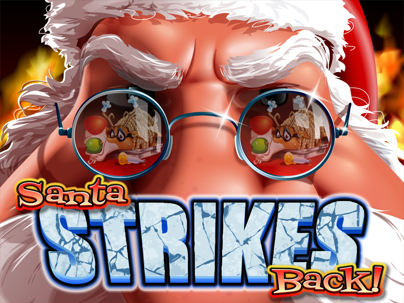 Santa Strikes Back Video Slot